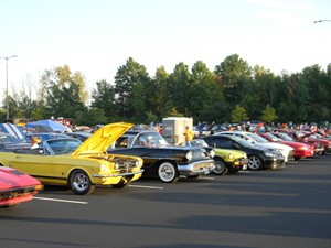 Cruise-In Car Show is Sept. 27