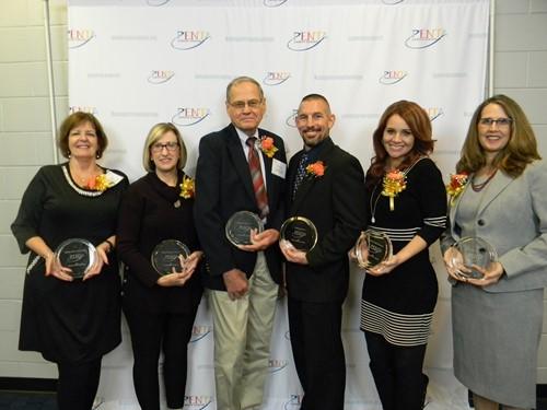 2018 Outstanding Alumni
