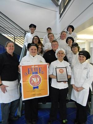 "Culinary Arts Makes List of 2018 ""Elite 50 Hospitality Programs"" from Sullivan University"