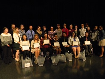Students Inducted into Penta's National Technical Honor Society