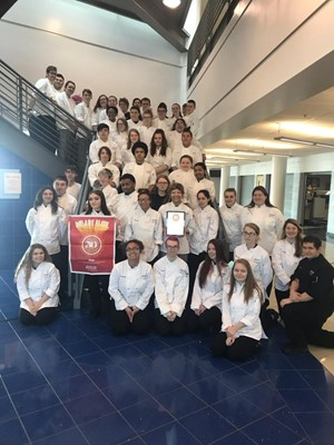 Culinary Arts Honored with the 2019 Elite 50 Award from Sullivan University