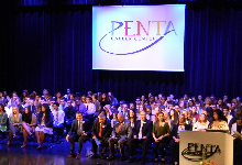 Penta Class of 2019 Honored; 52 Seniors Recognized as Outstanding Students