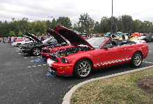 Cruise-In Car Show is Sept. 29