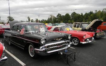 Cruise In Car Show