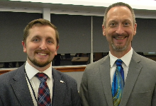New Administrators in July 2020