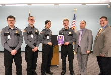 Penta Earns Purple Star Award