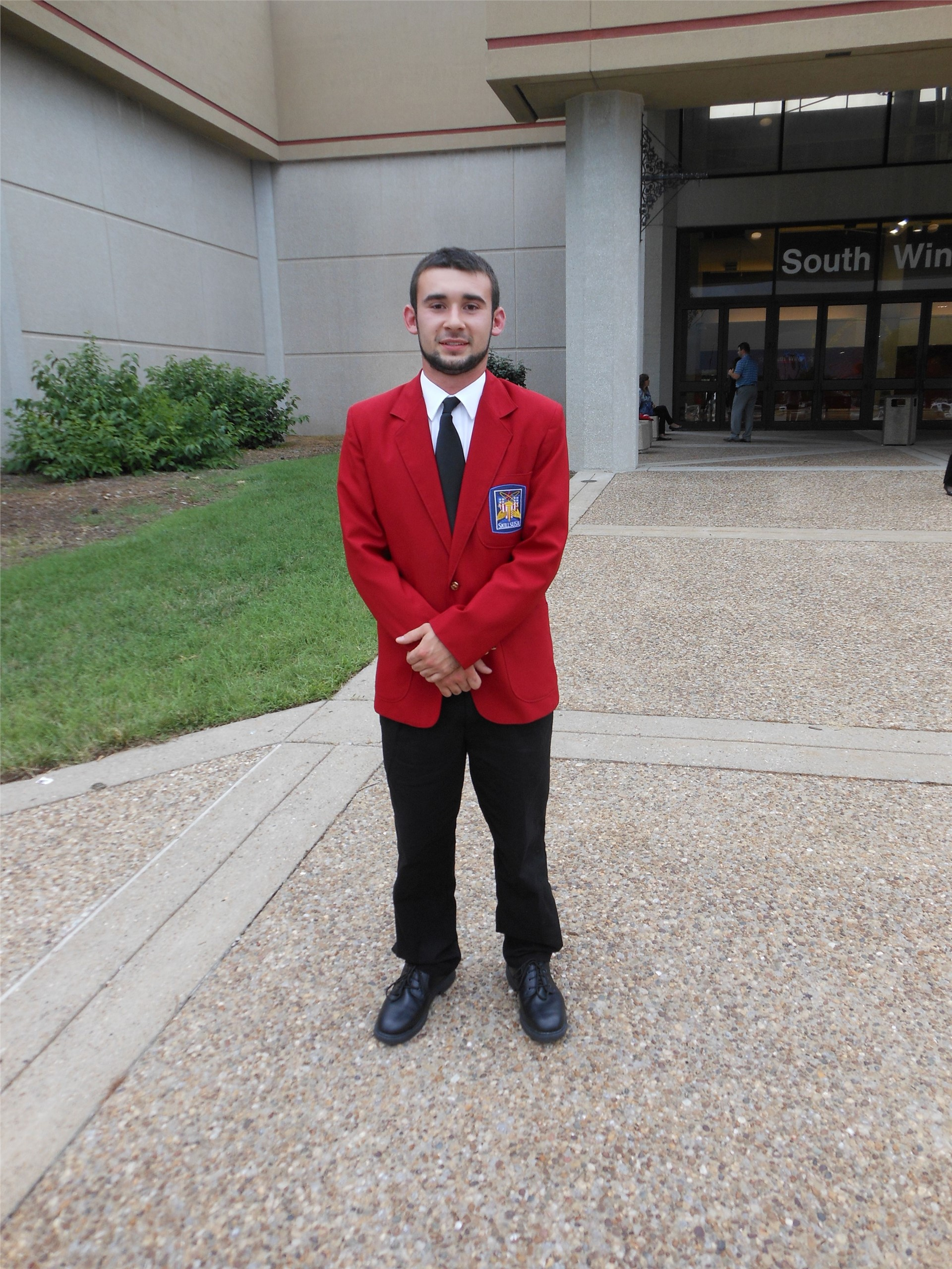 Alex Moore - 4th in the Nation at SkillsUSA