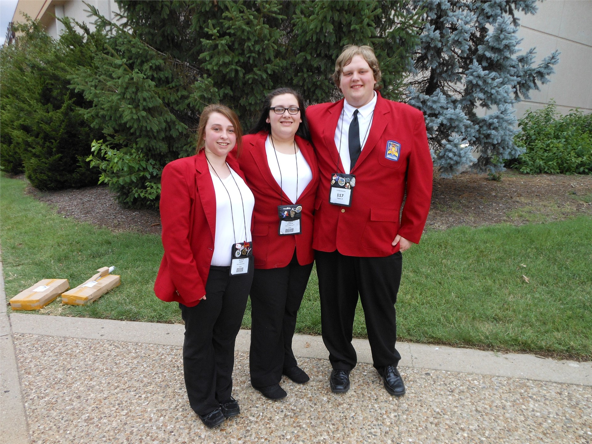 Culinary Arts Entrepreneurship Team - 4th in the Nation